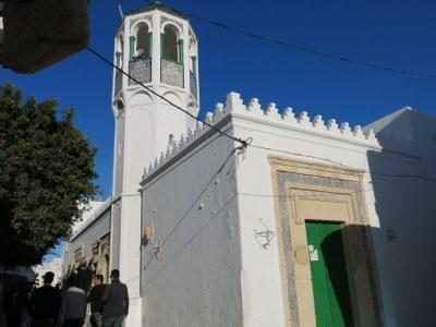 Mosque of Mustapha Hamza