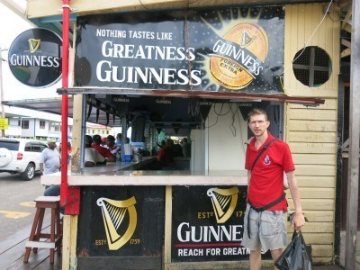 Fat Head's Bar in Parika
