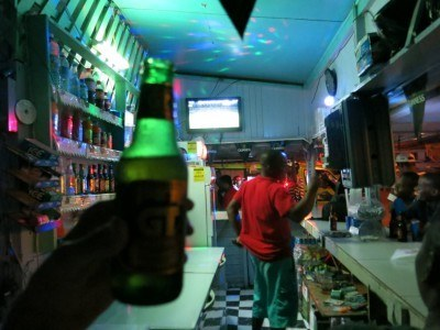 Thirsty Thursdays: Random 7 Bars in Guyana