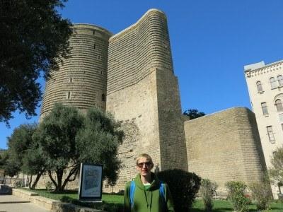 Maiden's Tower (Qiz Qalasi), Baku