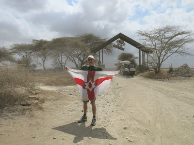 Arrival in the Serengeti