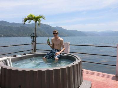 Enjoying the good life in Guatemala