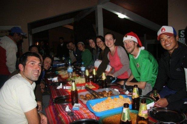 Christmas in Peru - Inca Trail Day 3