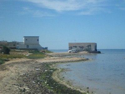Teboulba beach