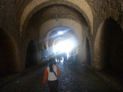Through the Medina in Mahdia