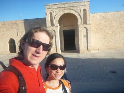 Touring the sights of Mahdia in Tunisia