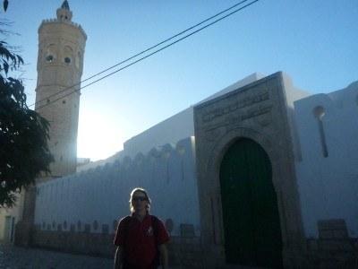 The Mosque of Mustapha Hamza