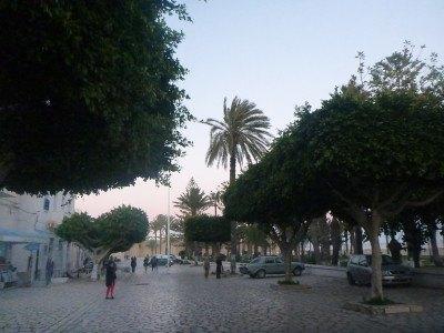 Place du Caire, Mahdia