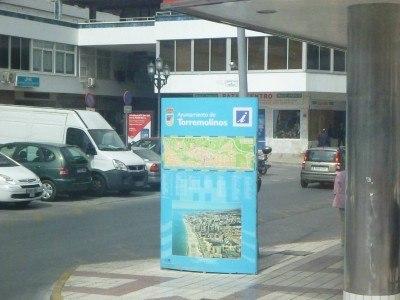 A stop in Torremolinos