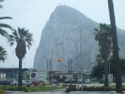 Follow the way to the Rock of Gibraltar!