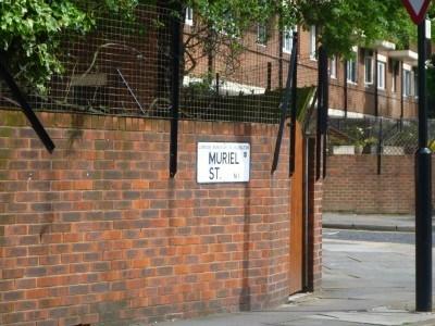 Muriel Street, London