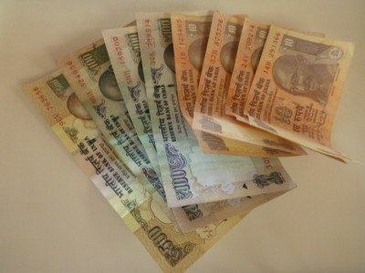 Indian Rupees!