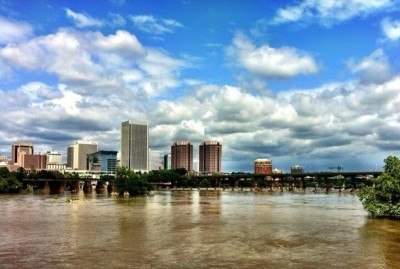 Backpacking in the USA: Richmond, Virginia