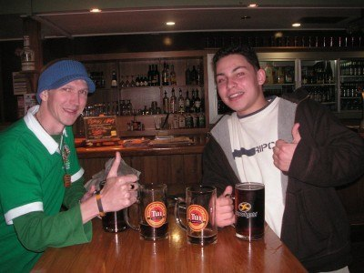 Beers with Chris in Hamilton