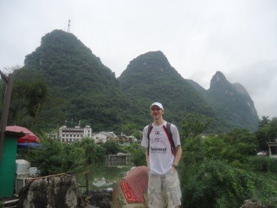 Touring Yangshuo, China