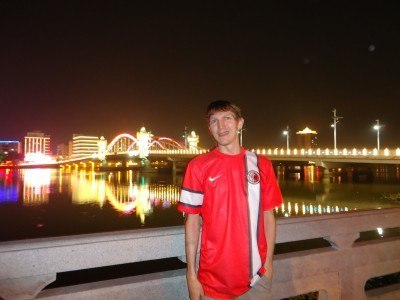 Ready for a night out in Kaiping