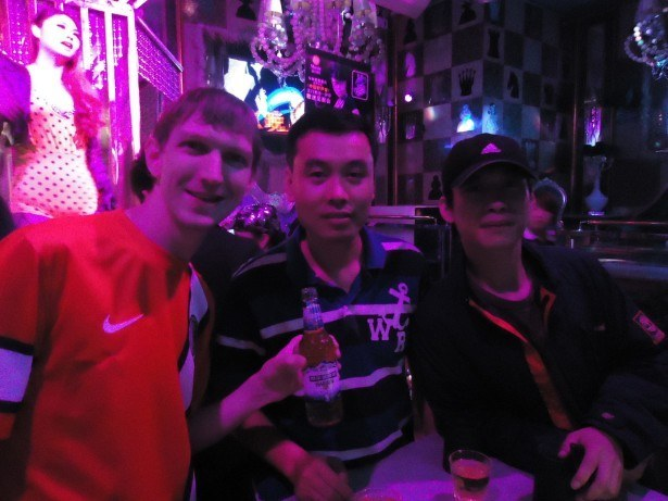 drinking in kaiping china