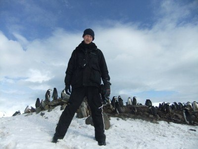 My trip to Antarctica in 2010 remains a highlight