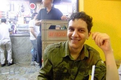 Rodrigo in Rei Das Batidas