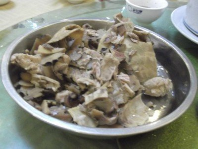 Turtle Soup in Kaiping, China