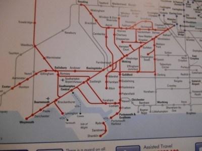 South West Trains - Hampshire