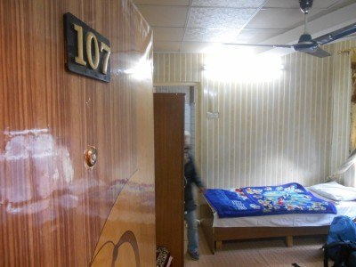 Backpacking in Iraq: Staying at the Bekhal Hotel in Erbil, Iraqi Kurdistan