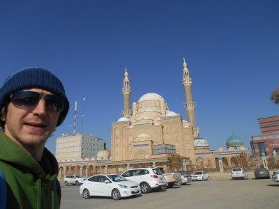 Backpacking in Iraq: Erbil