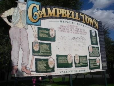 Campbell Town, Tasmania