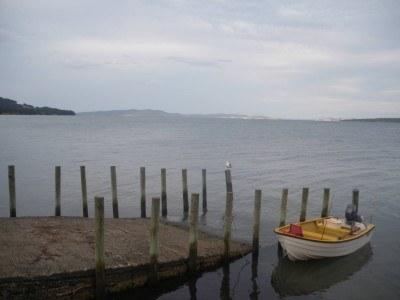 Harbour in Gordon