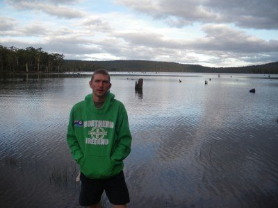 Chilling by Lake Leake