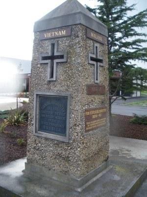 War Memorial in Georgetown, Tasmania