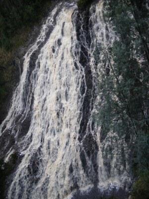 The surprisingly impressive Dip Falls