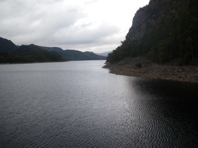 Mackintosh Dam, Tasmania