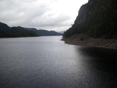 Mackintosh Dam, Tasmania