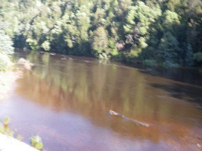 The river at Campspur