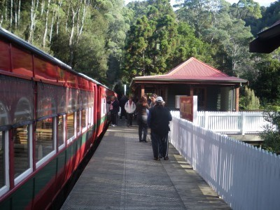 Lower Landing train station
