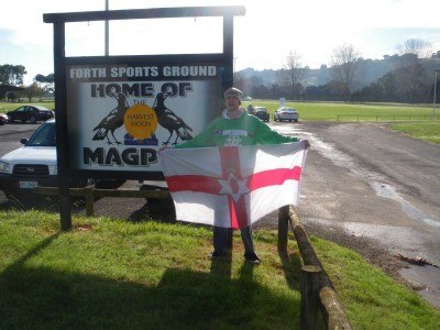 Home of the Magpies - Forth Sports Ground