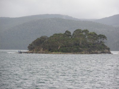 The Isle of the Dead, Tasmania