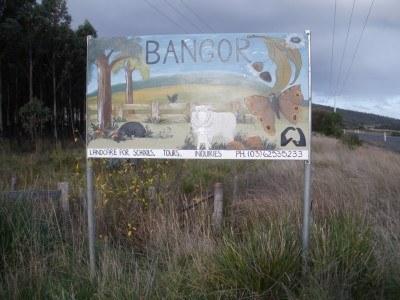 Bangor Farm in Tasmania