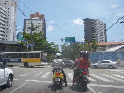 Downtown Recife, Pernambuco, Brazil