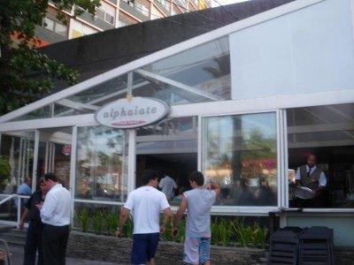 Alphaiate Restaurant, Recife, Brazil