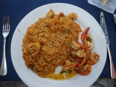 Friday's Featured Food: Octopus Curry in Recife, Brazil