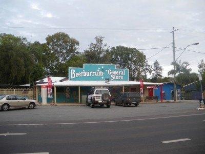 Rush hour in Beerburrum