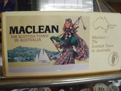 Maclean the Scottish Town in Australia