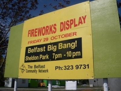 Big Bang in Belfast
