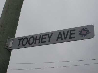 Backpacking in Australia: Toohey Avenue