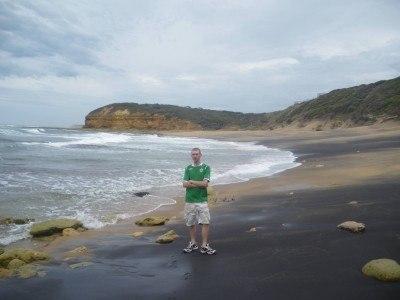 Bell's Beach in Victoria