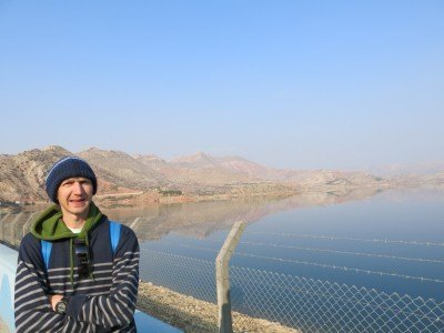 Backpacking in Duhok - the Dam