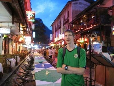 West Street in Yangshuo