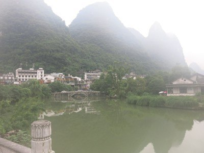 The dreamy spirit of Yangshuo